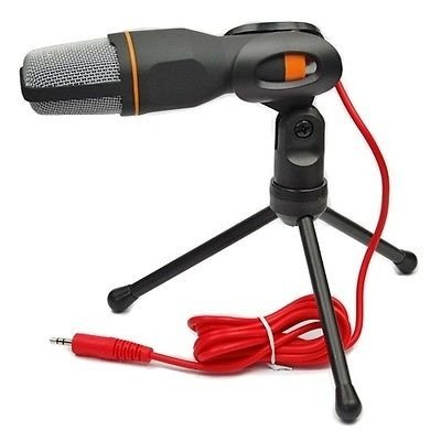 Wish Professional Condenser Sound Microphone